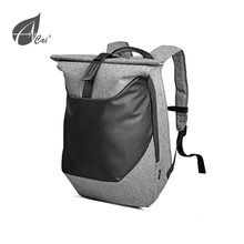 купить Cai Fashion Backpack Student College Waterproof Backpack Men Women Material Quality Book Laptop Bag Business Travel Backpack дешево