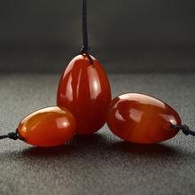 Прямая поставка натуральное агатовое яйцо yoni Йони палочка