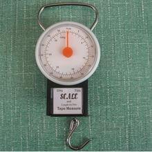 Портативный подвесной весы 22 кг рыболовный крючок кухонные