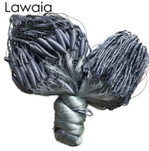 Lawaia Gill Net Finland Network For Men Small Mesh Handmade Gill Net Hand-made European Style Fishing Nets Fishing Tackle