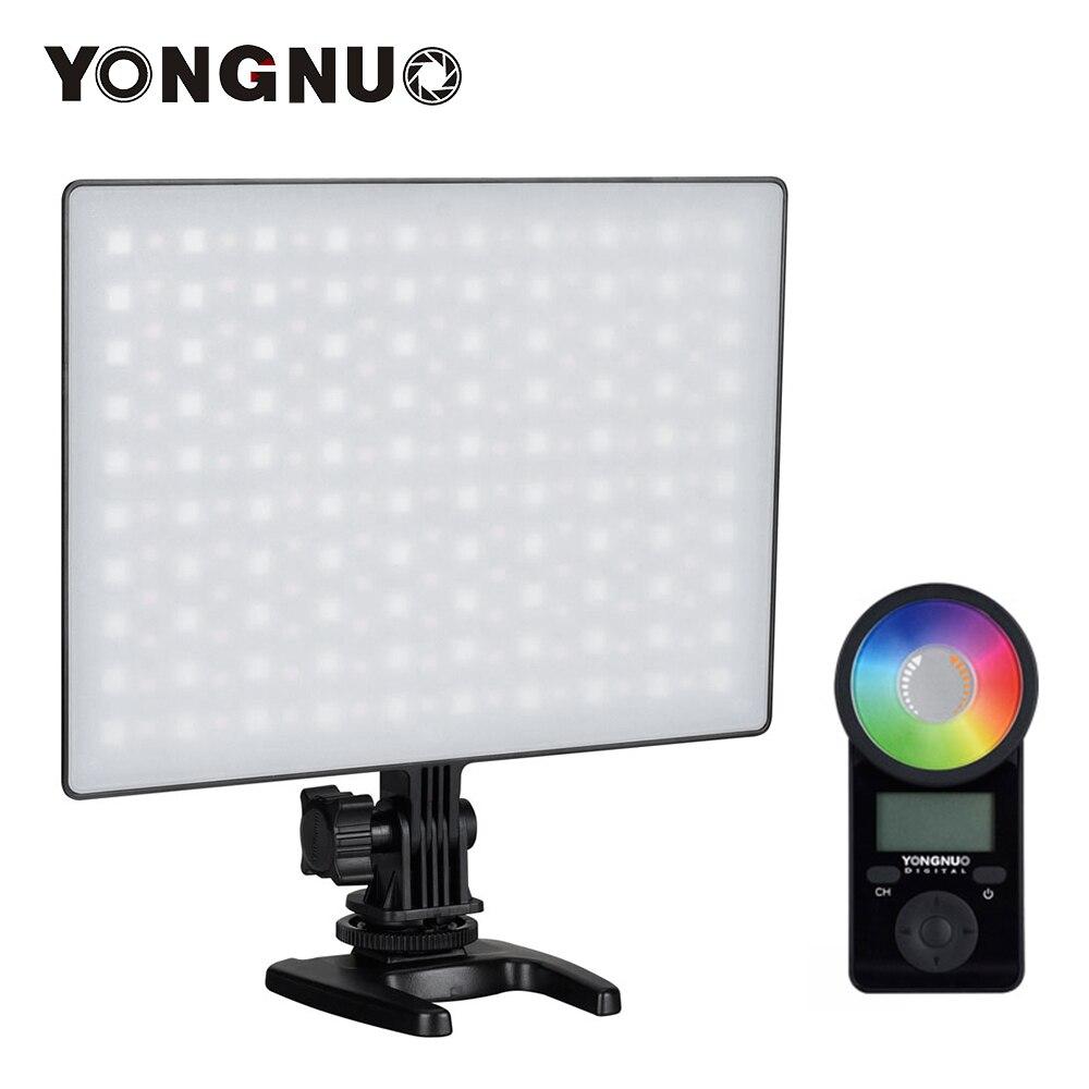 Yongnuo YN-300 LED Luz de Video Iluminación para cámaras SLR Paquete Original