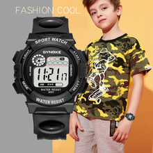 SYNOKE Children Watch Cartoon Kids Watches Boys