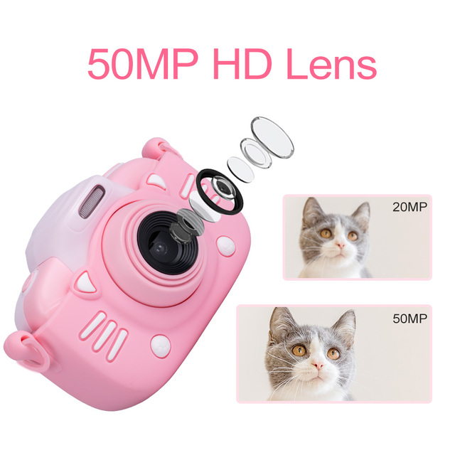 Детский фотоаппарат Minibear H2