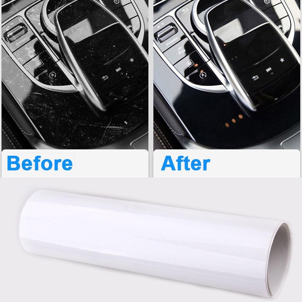 10cm/15cm/20cm*300CM Transparent Car Sticker Protective Film PPF Car Paint Protection Film Car Protect Film Wrap Accessories