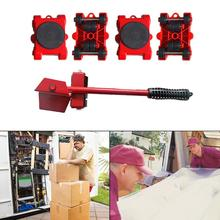 Lifter Transport-Tool Moving-Hand-Tools-Set Furniture Mover-Device Wheel-Bar Heavy-Stuffs