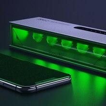 Qianli iSee LCD شاشة إصلاح مصباح الغبار فحص بصمة خدش كشف مصباح الشحوم كشاف خارجي زينون للعمل استبدال LCD