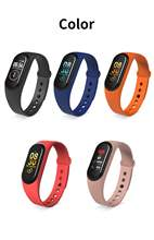 Reloj m4pro умные часы adroid ios Температура smartbracelet