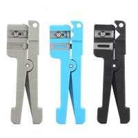Free Shipping Fiber Optic Stripper 45-162 45-163 45-165 Coaxial Cable Stripper Optical Wire Stripper