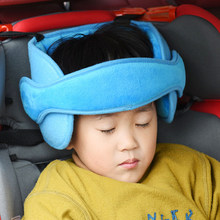 Baby Kids Adjustable Car Seat Head Support Head Fixed Sleeping Pillow Neck Protection Safety Playpen Headrest Car-styling(China)