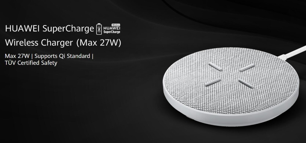 Original HUAWEI SuperCharge Wireless Charger