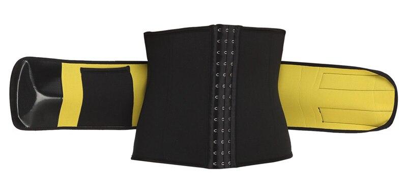 LANFEI Men's Neoprene Thermo Body Shaper Waist Trainer 15
