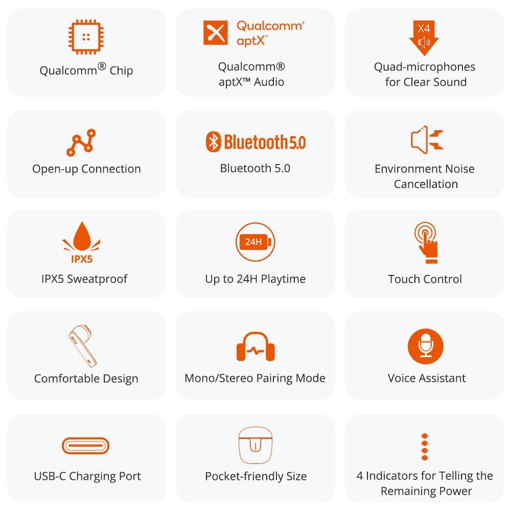 Wireless Earbuds Consumer Electronics Earbuds & Headphones