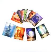 Хрустальные духи oracles 58 карточная колода и путеводители