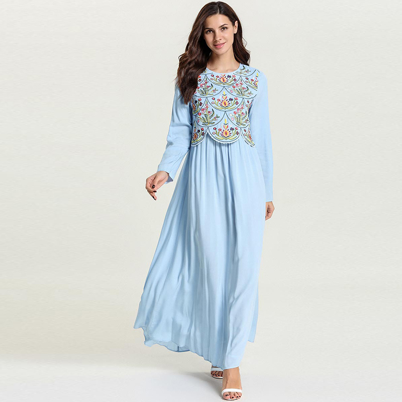 Dubai Abaya Turkish Hijab Muslim Dress Islamic Clothing Abayas For Women Dresses Kaftan Turkey Caftan Marocain Omani Robe Turque