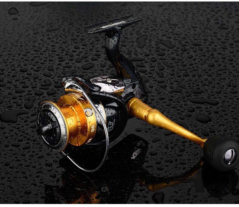 carretel de pesca carretel de alta velocidade