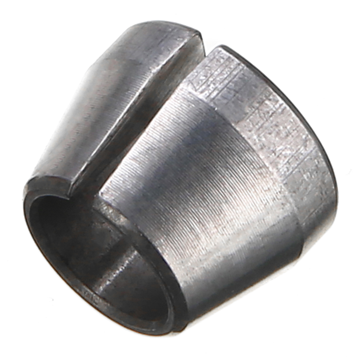 1Pcs Router Collet Cone Nut Replacement 6.35mm For Makita 763608-8 3708F 3707FC 3706 3707F 3705