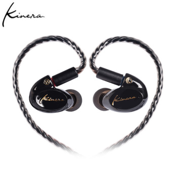 KINERA SEED Dynamic ring iron ear into the ear motion phone for the in-ear mobile phone general HIFI noise reduction