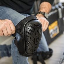 Professionelle Knie Pads mit Heavy Duty Schaum Polsterung und Komfortable Gel Kissen starke Doppel Straps und Einstellbare Easy-Fix cheap