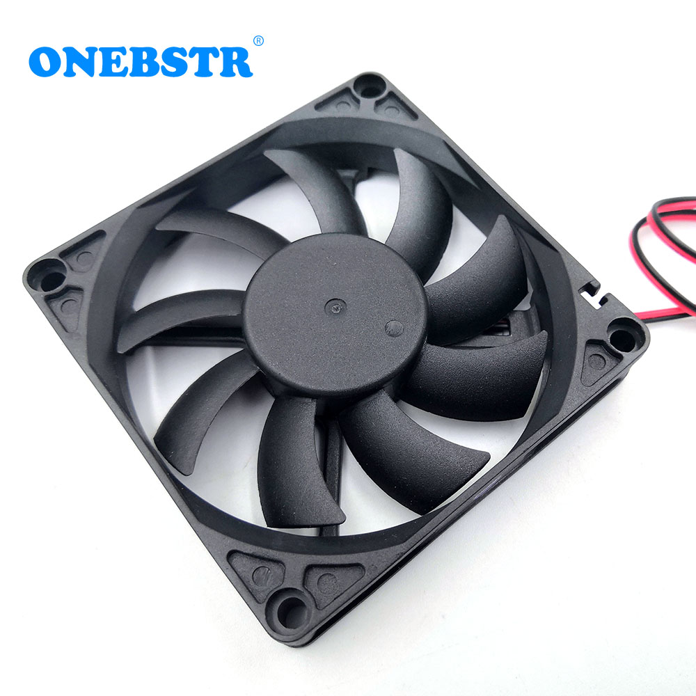 8015 Fan 5V 12V 24V 80X80X15mm Brushless Cooler Fan Computer CPU System Heatsink PC Power Supply USB Cooling Fan Free Shipping
