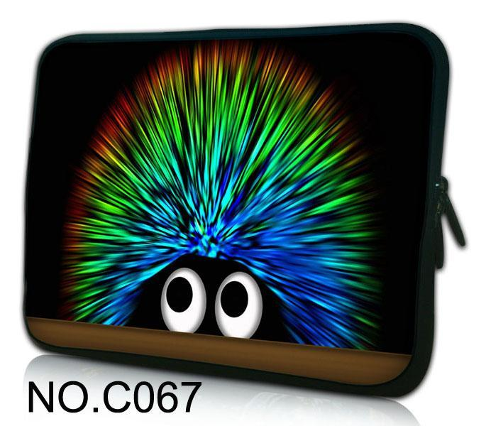 "Hedgehog Laptop Neoprene Bag 7 10 12 13 14"" 15 15.6 17.3 Sleeve Case Pouch Laptop Notbook Cover Handbag Notebook PC"