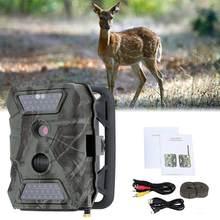 940nm caça câmera s680m 12mp hd1080p rastreamento infravermelho trilha wildlife câmera com mms gprs smtp ftp gsm jogo de rastreamento