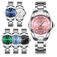 Mulheres Colorido Dial reloj mujer CHENXI Moda Concise Menina Relógios de Pulso Relógios de Quartzo Das Senhoras Strass Relógios Relógio Feminino|Relógios femininos| |  -