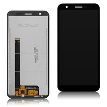 Para blackview bv5100 pro display lcd e tela de toque digitador assembléia 5.7 polegada para blackview bv5100 sensor tela lcd