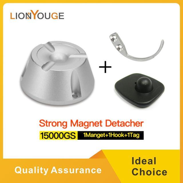 Eas detacher hard tag magnetic remover Force Golf Detacher Surface 15,000GS