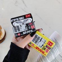 Беспроводные bluetooth наушники dhl express чехол для airpods