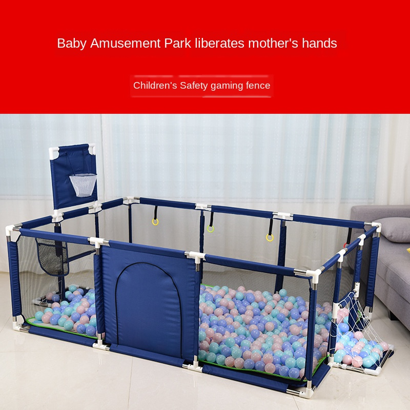Factory Direct Wholesale Cloth Children's Gaming Fence Tent Baby Toddler Baby Safety Explosion Toy Ball Pool