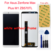 For Asus Zenfone Max Plus M1 ZB570TL LCD Display Panel Module Touch Screen Digitizer Sensor Assembly