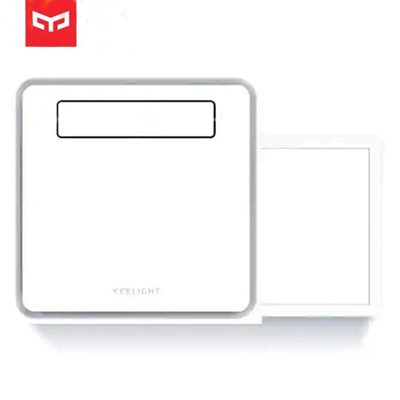 Yeelight refroidisseur intelligent Mijia App télécommande avec panel de lumière de plafond à LED 1800lm réglage continu pour la cuisine à domicile
