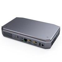 Amd a4 7210 quad core windows 10 mini pc 2 k htpc com 2 HD MI dupla banda 5g wifi bluetooth  sata|Mini-PC|Computador e Escritório -
