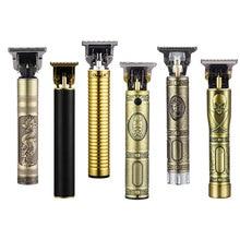 USB aufladbare keramik Trimmer barber Haar Clipper Maschine haar schneiden Bart Trimmer Haar Männer haarschnitt Styling werkzeug