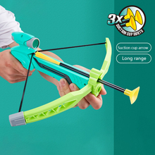 Children's Bow and Arrow Toy Set Crossbow Gun Sports Leisure Outdoor Games Archery Parent-child Interaction Boy Birthday Gift