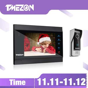 TMEZON 7 Inch Wireless WiFi Sm