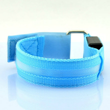 Horse-Equipment Equestrian-Supplies Riding-Horse Harness-Belts Bands USB for Night Leg