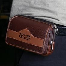 Universal Waist Bag Pouch Belt Card Holder Pocket Men Wallet Phone Case Cover