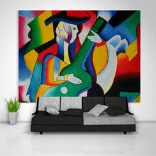 Гобелен Пабло Пикассо, настенный Декор для дома