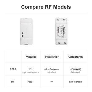 Image 5 - Vendita calda SONOFF RF R3 Interruttore WiFi, smart On Off Interruttori Della Luce di Sostegno APP/433 RF/Voice Modulo di Controllo Remoto Universale FAI DA TE
