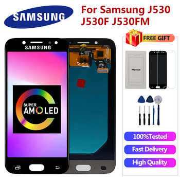 Super AMOLED Für Samsung Galaxy J5 2017 J5 Pro LCD J530 J530F J530M SM-J530F J5 Pro Display LCD Touch Screen digitizer Teile