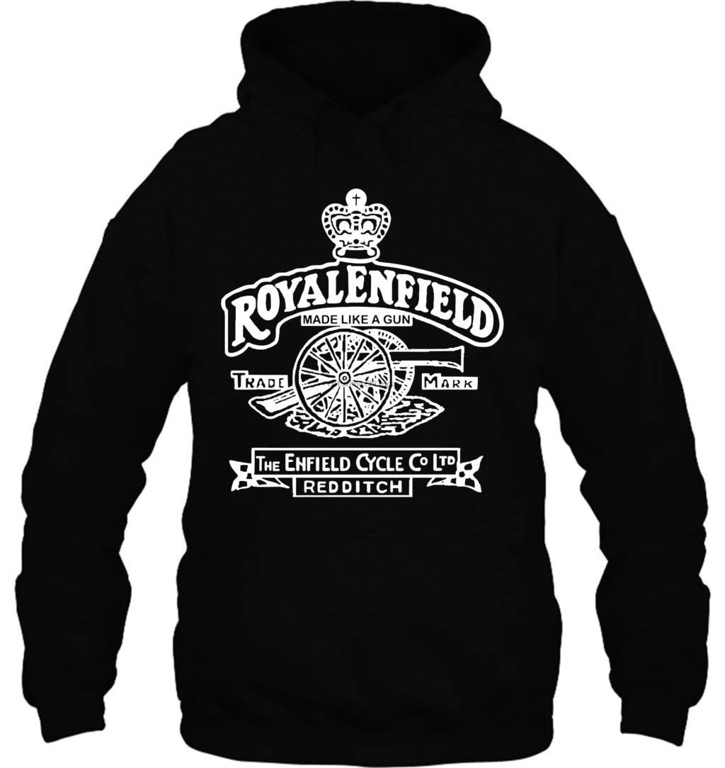 Royal Enfield  t shirt S-5XL Retro Logo Motorcycle Biker Vintage Classic
