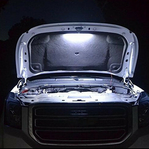 Image 2 - Strip With Automatic Switch Car Accessories White Trucks Under Hood LED Light Kit Engine High Brightness Inspection Waterproof