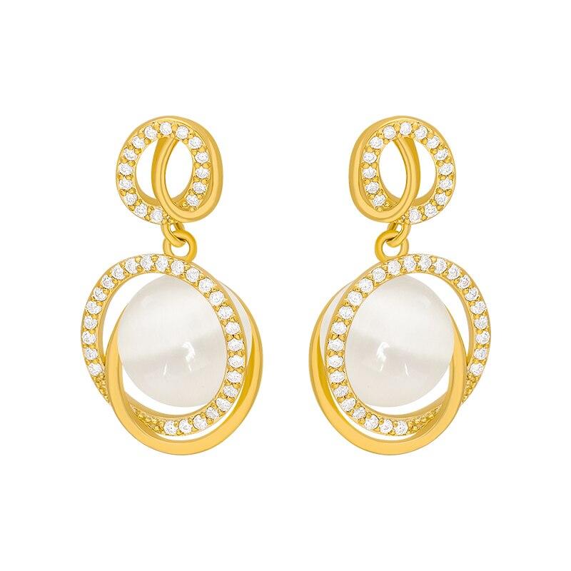 Simple earrings compact 2020 new Korean temperament earrings French retro earrings delicate elegant fashion earrings earrings