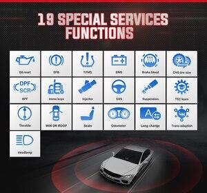Image 4 - Autel maxicom MK808車診断ツールすべてのシステムobd診断ツール自動車用スキャナー自動コードリーダースキャンツールオリジナル