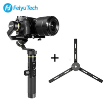 цена на FeiyuTech Feiyu G6 Plus 3-Axis Handheld Splashproof Gimbal stabilizer for Mirrorless Camera Pocket Camera GoPro 5/6 Smartphone
