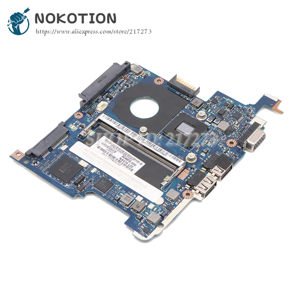 NOKOTION Новый MBSAL02001 MB. SAL02.001 NAV50 LA 5651P для Acer aspire one 532H D260 для шлюза LT23 материнская плата для ноутбука N450