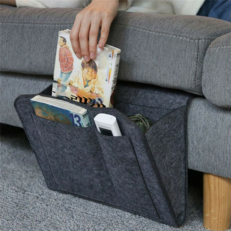 Sofa Pouch Storage Organizers Living Room
