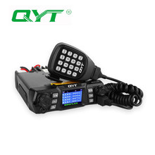 QYT KT-980 Plus Walkie Talkie VHF & UHF 75W Dual Band Base Mobiele Autoradio Hamd Transceiver Amateur Kleurrijke LCD Display Baofeng(China)