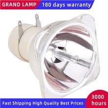 VLT EX240LP Vervanging Projector Lamp Voor Mitsubishi EW230U ST EW270U,EX200U,EX240U,GS 326,GX 330,GX 335 Gelukkig Bate